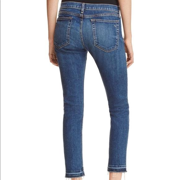 Rag /& Bone women/'s jeans  Ankle Dre In Ambra NWT $225 Size 25